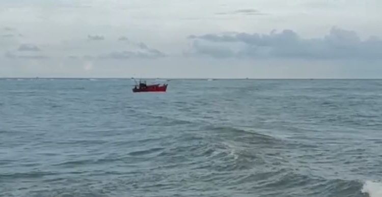 trawler capsize