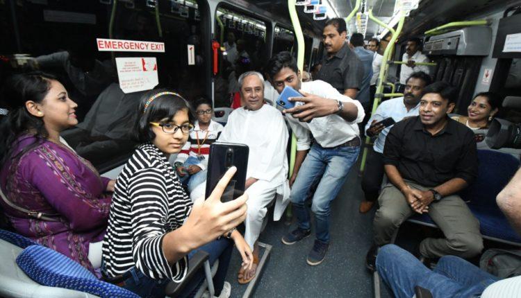 CM in bus 1