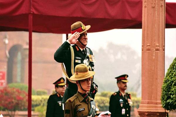 Bipin-Rawat-Guard-of-honour