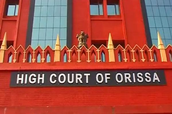 Odisha-High-Court