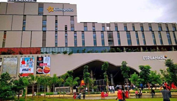 esplanade mall bhubaneswar