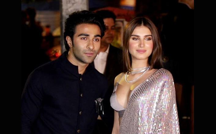 Tara Sutaria and Aadar Jain open up on Instagram | Sambad English