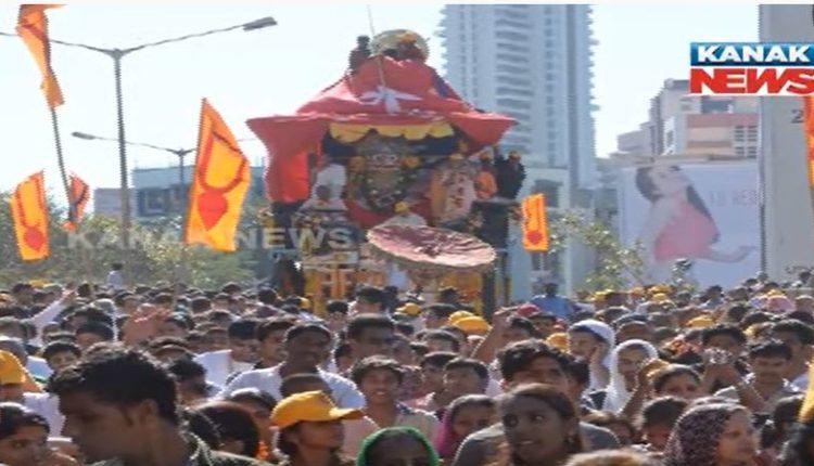 ISKCON rath yatra