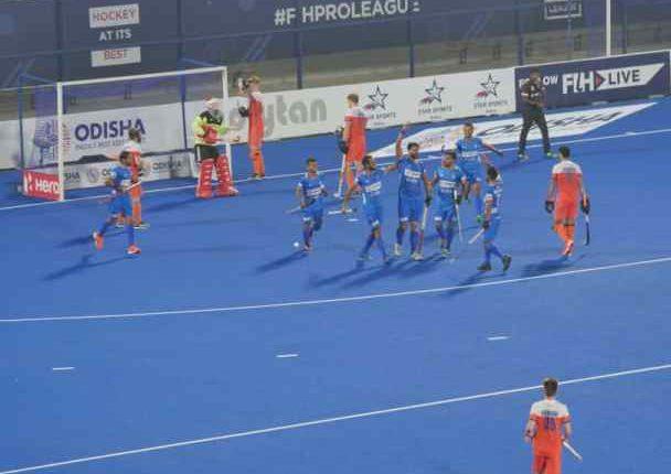 Pro league match