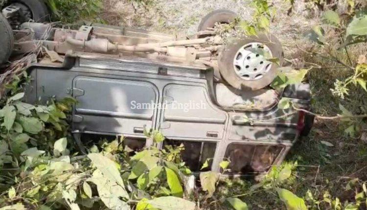 SP Accident