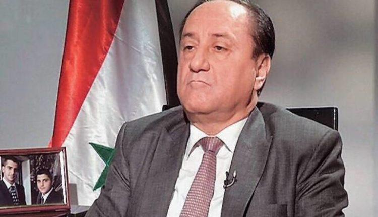 Syrian Ambassador to India Riad Abbas