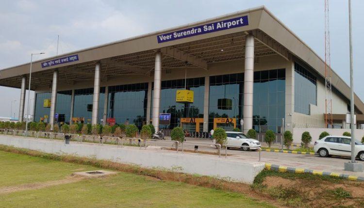 VSS airport jharsuguda