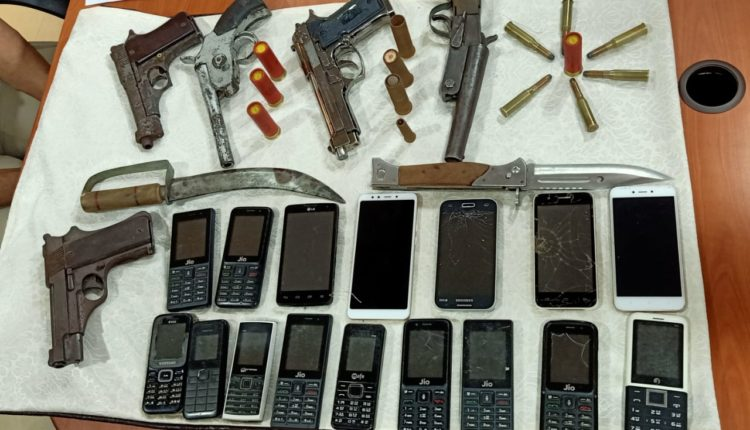 Dacoit gang busted