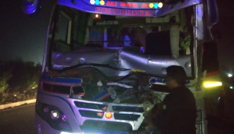 balasore bus accident