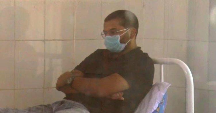 coronavirus suspect in odisha