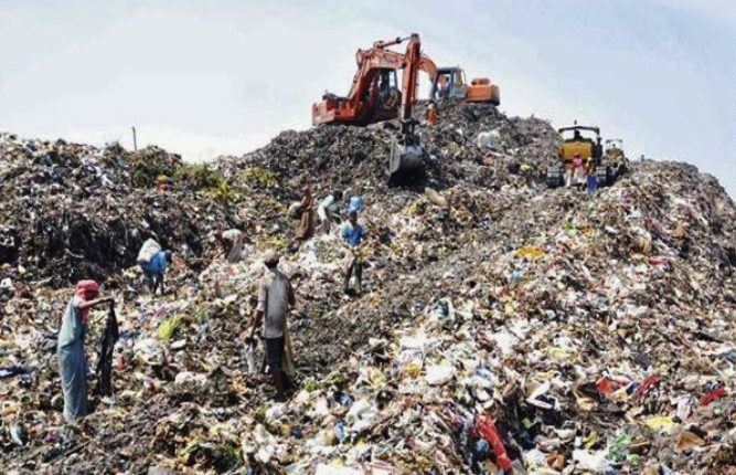 daruthenga dumping yard