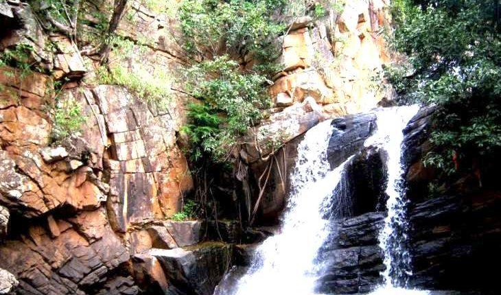 Debjharan waterfall