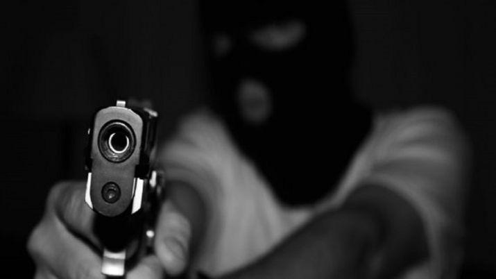 loot at gunpoint