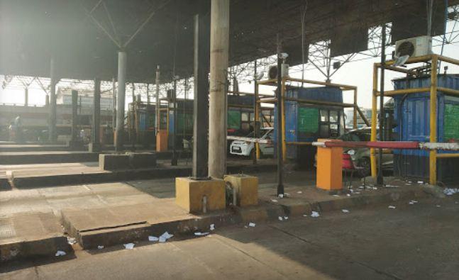 manguli toll plaza