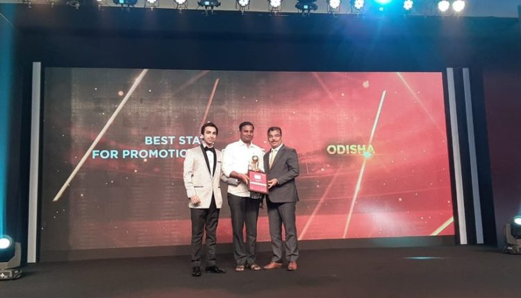 odisha award