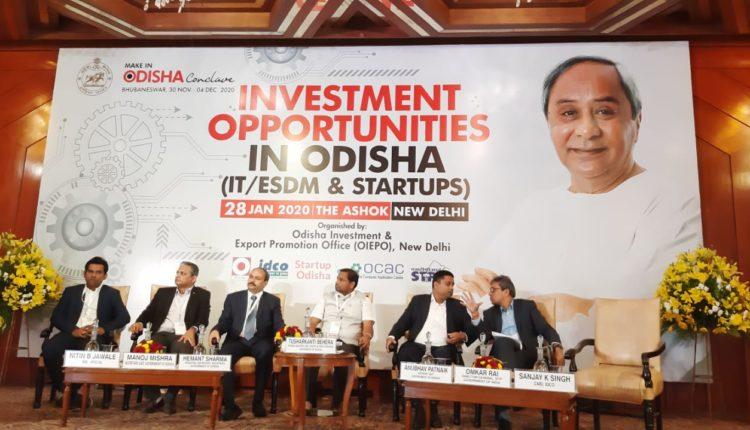 odisha invest