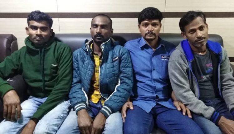 odisha labourers in sri lanka