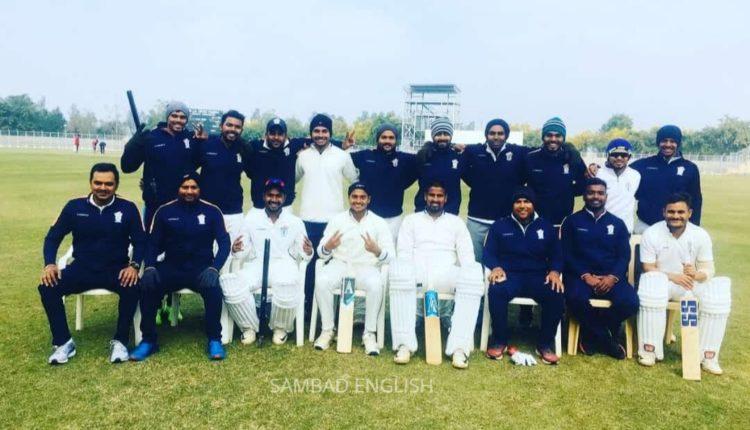 odisha ranji team