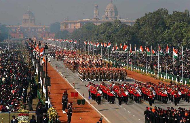 Republic Day parade, New Delhi (File photo)
