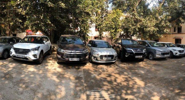 theft cars