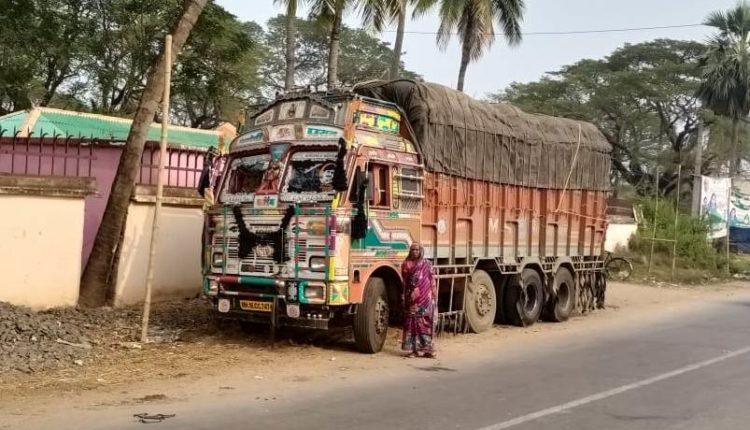 truck fine