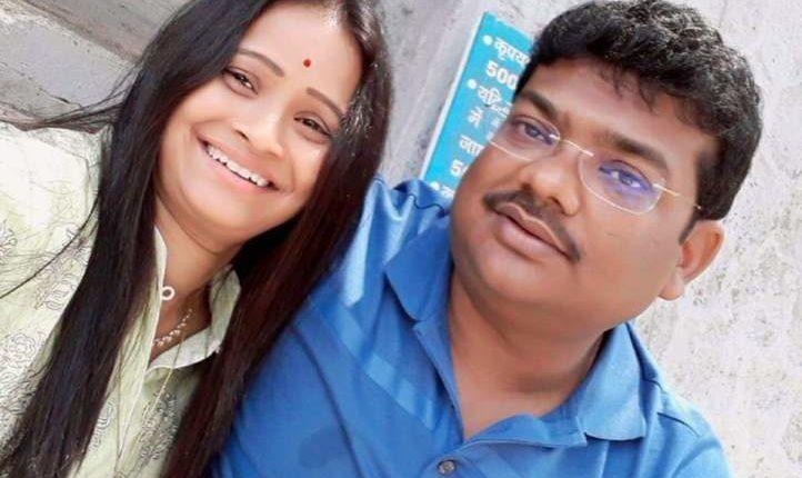 Chadnbali MLA's wife
