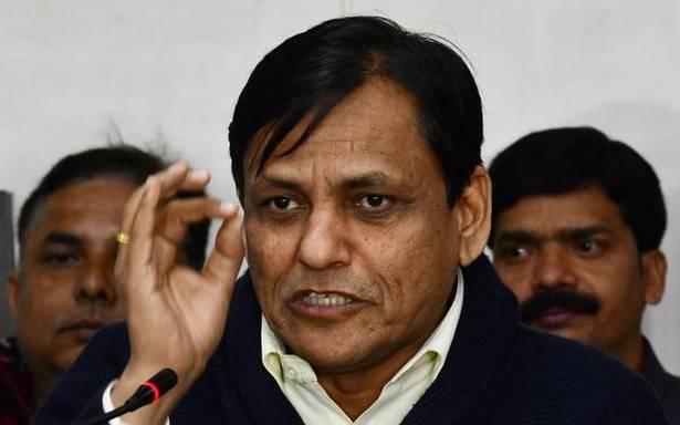 Union Minister Nityananda Rai