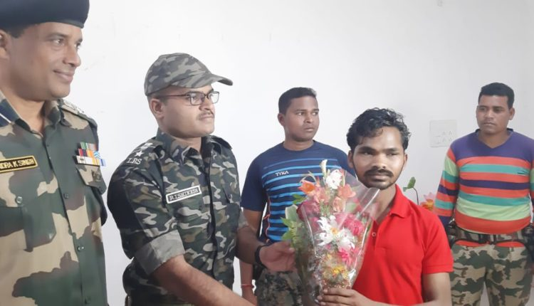 maoist surrenders