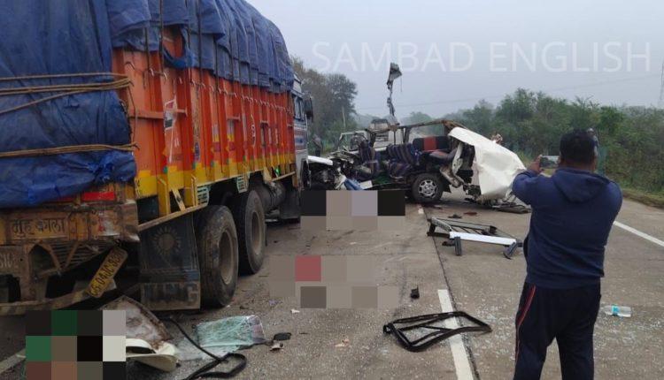 balangir accident