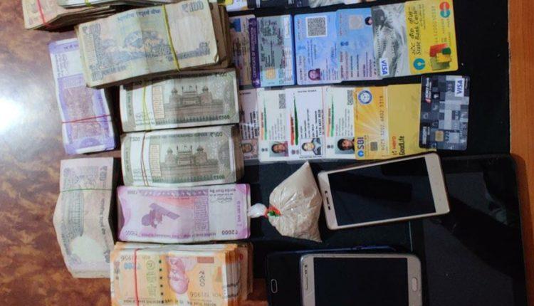 balasore drug arrested