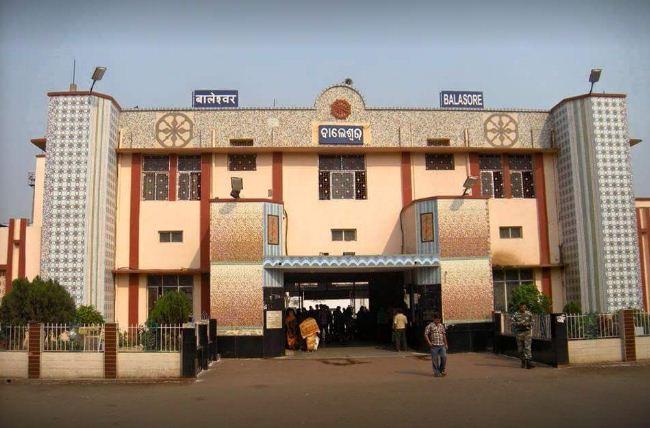 balasore railway station