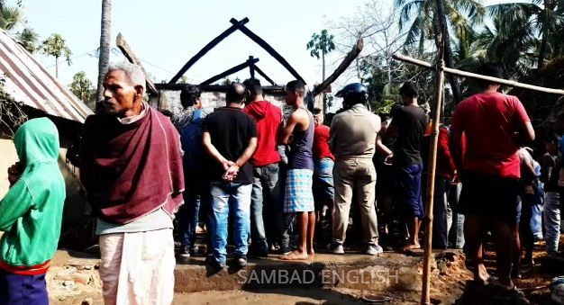 bhadrak fire mishap