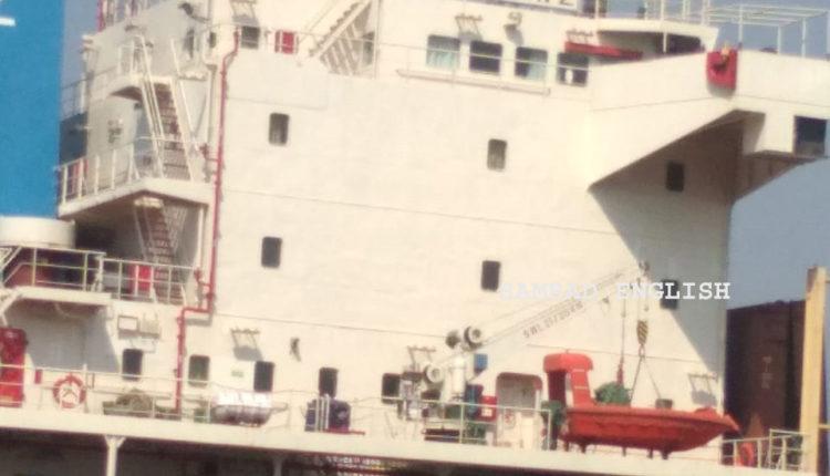 chinese ship dhamra copy