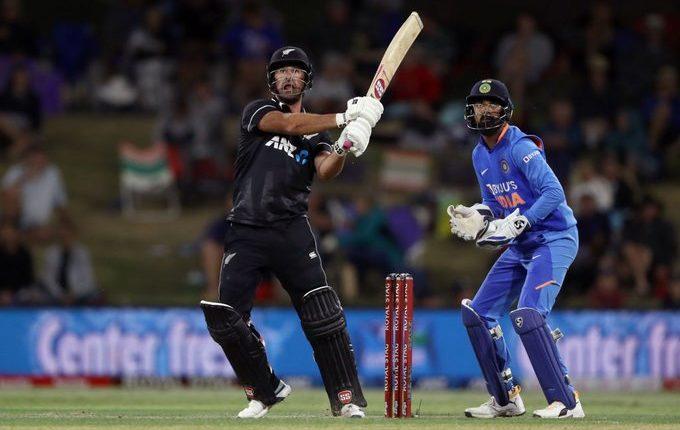 india_new zealand_ODI series