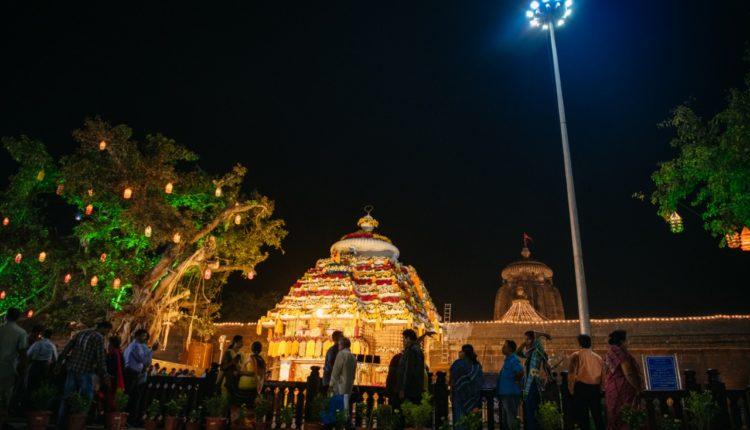 lingaraj temple decoration