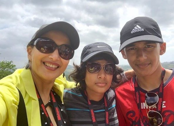 madhuri and sons