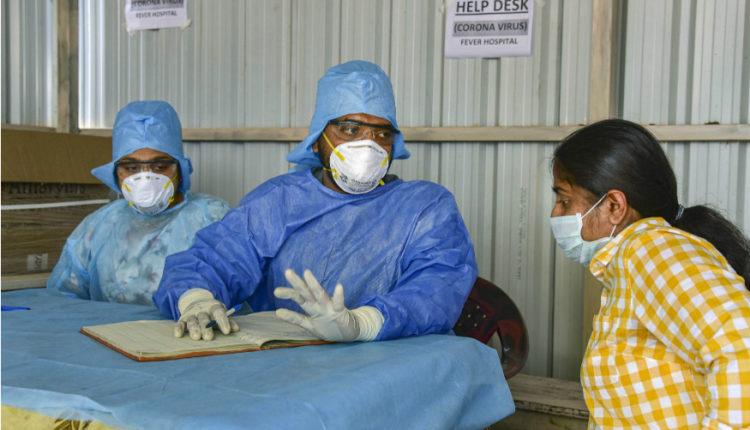 Coronavirus-India