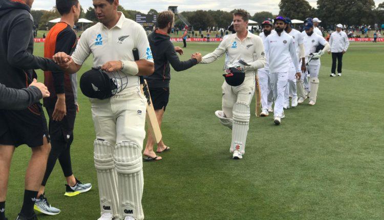 NZ beat India
