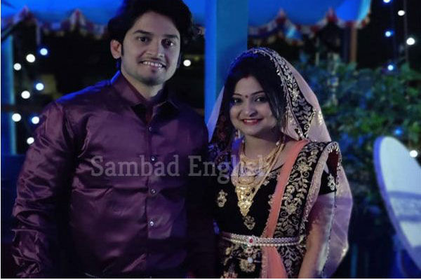 Odisha-couple