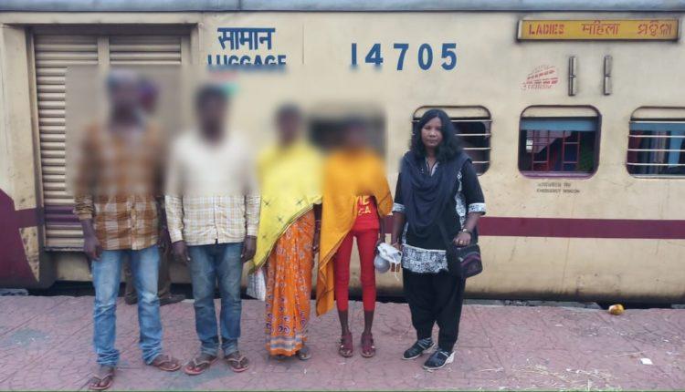 odisha girl rescued from delhi