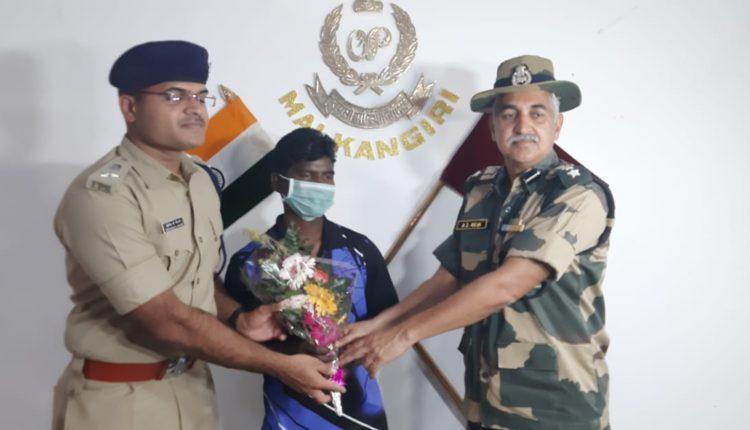 surrendered maoist