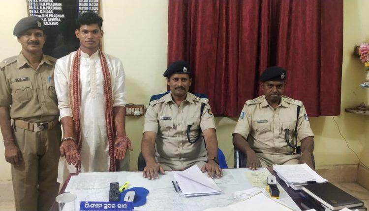 groom arrest phulbani