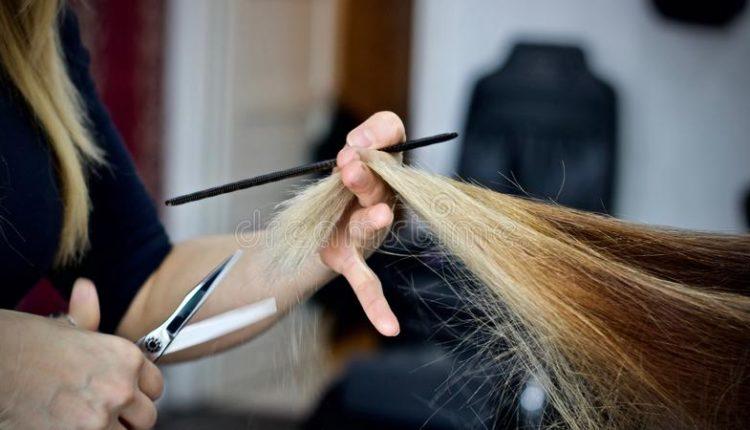 hair cut saloon