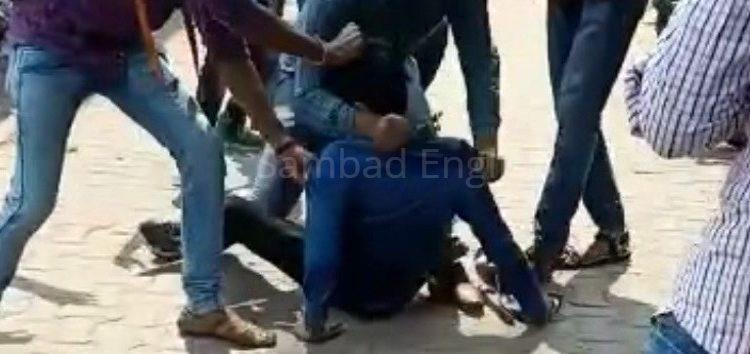 ravenshaw student clash (1)