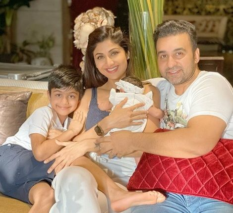 shilpa and family