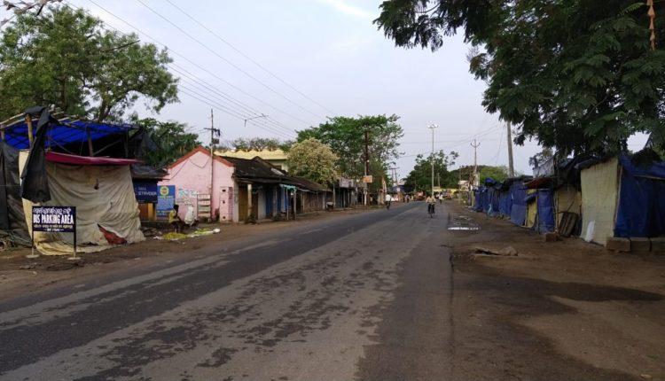 Bhadrak-lockdown