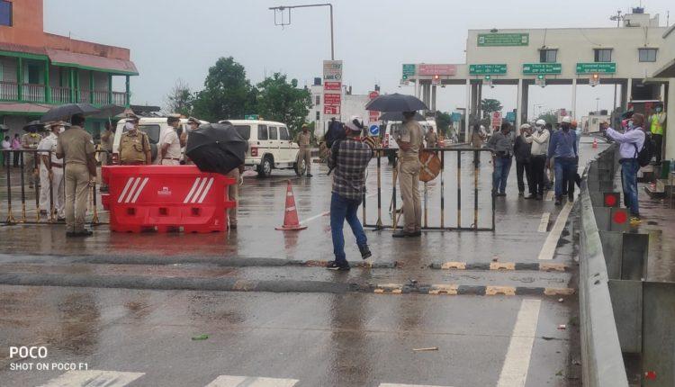 DGP in Balasore