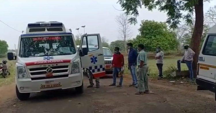 ambulance kalahandi