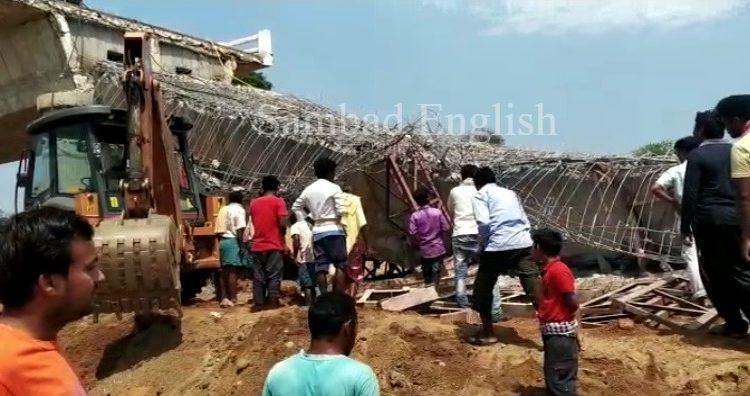 balangir bridge collapse-ink