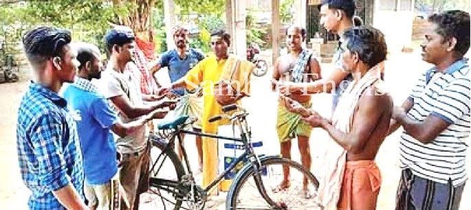 cycling from banki-puri-ink